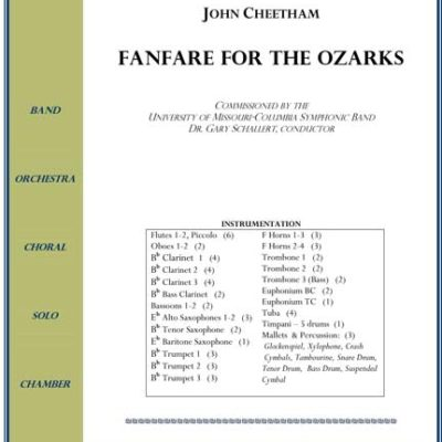 fanfare-for-the-ozarks-score-cover