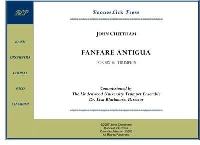 fanfare-antigua-cover